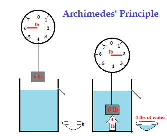 Archimedes' Principle YouTube