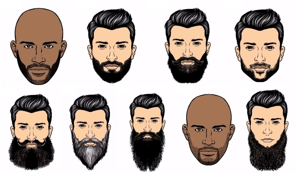 Types of Beard Styles Find Your Type and Wear It Proudly