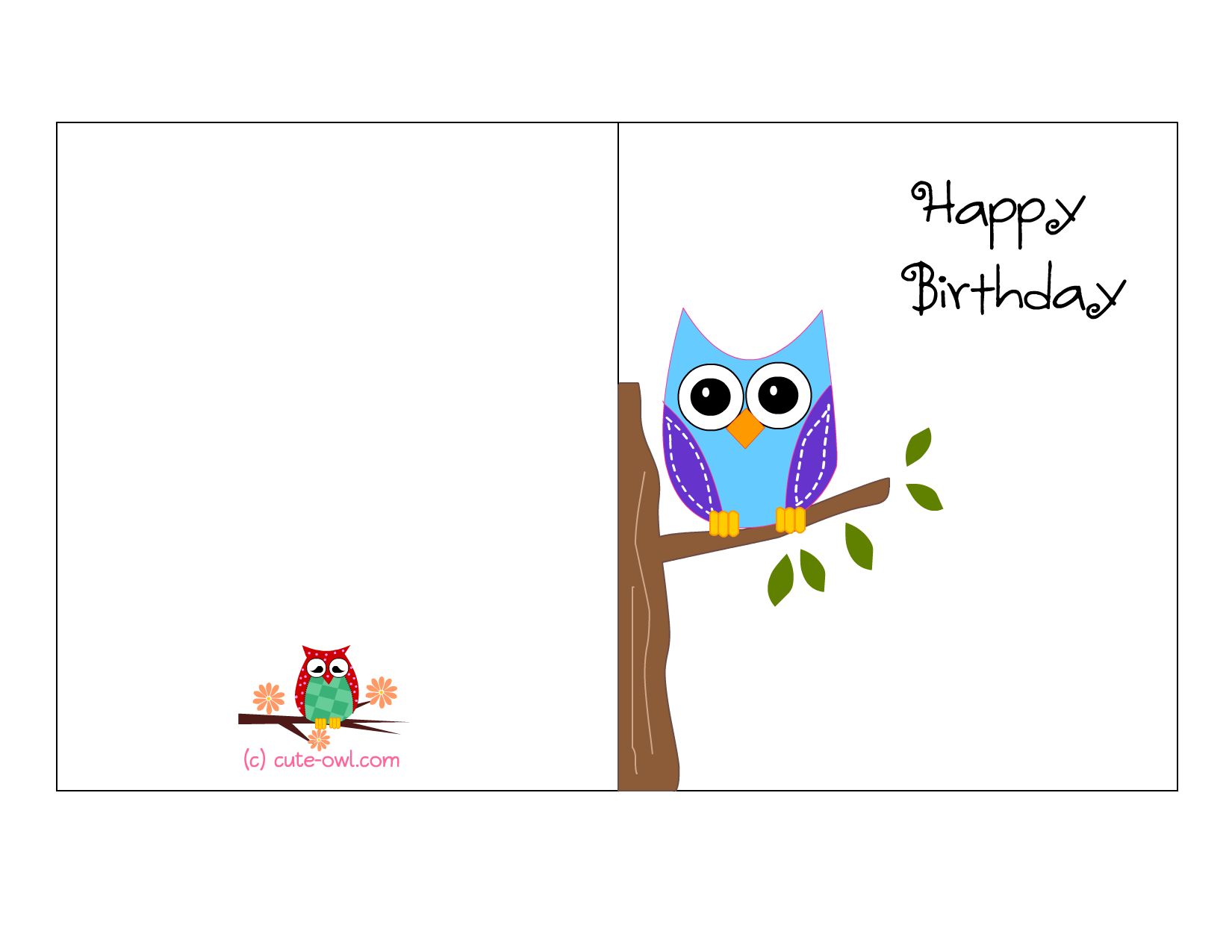 birthday card printables Incep.imagine ex.co