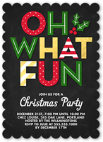 Christmas Party Invitations | Shutterfly