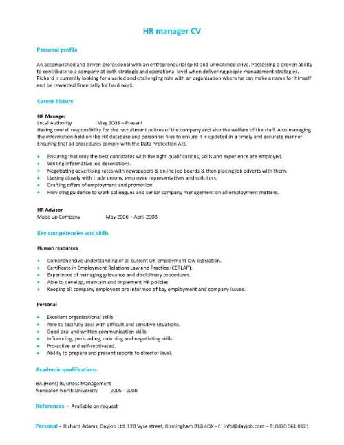 writing a curriculum vitae examples Incep.imagine ex.co