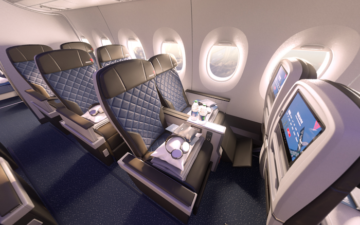Comparing Domestic Business and First Class: Delta Air Lines