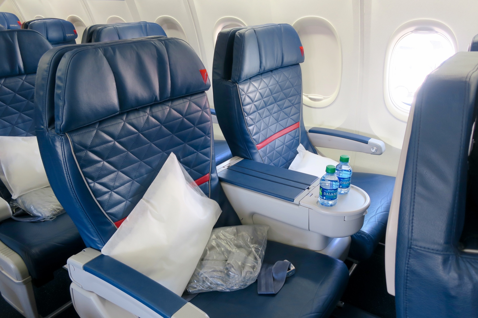 Delta Domestic First Class overview Point Hacks NZ