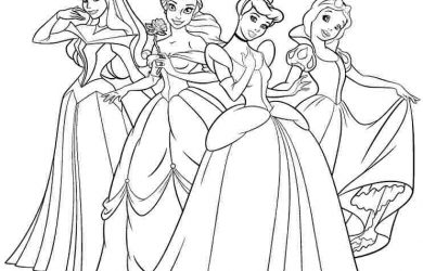 princess coloring pages pdf disney princess coloring pages pdf | chartreusemodern.com princess coloring pages pdf