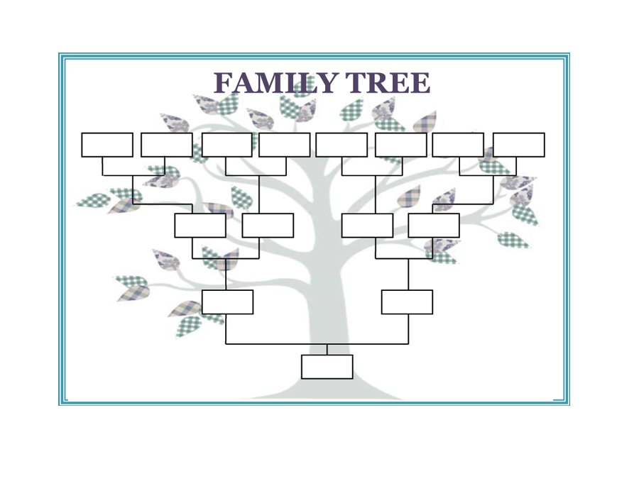 family tree template word 40 free family tree templates word excel