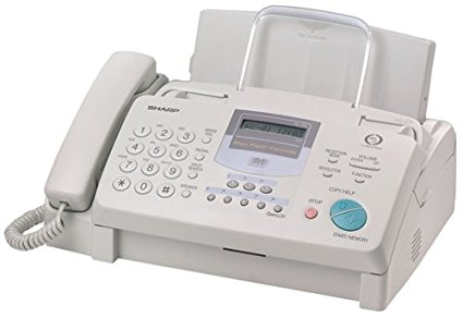 Amazon.: Sharp UX355L Plain Paper Fax Machine : Fax Machines