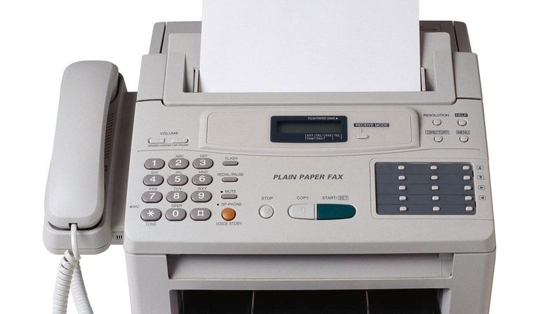 Report: Fax Machines Still Pretty Impressive If You Think About It