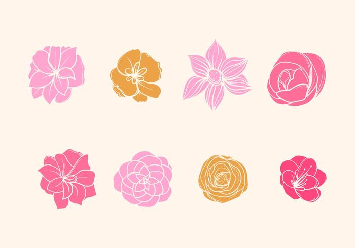 Flowers Free Vector Art (12900 Free Downloads)