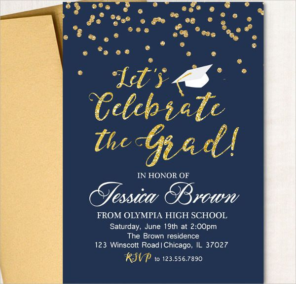 Graduation Invitation Wordings Graduation Invitation Wording