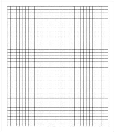 Large Graph Paper Template 9+ Free PDF Documents Download | Free
