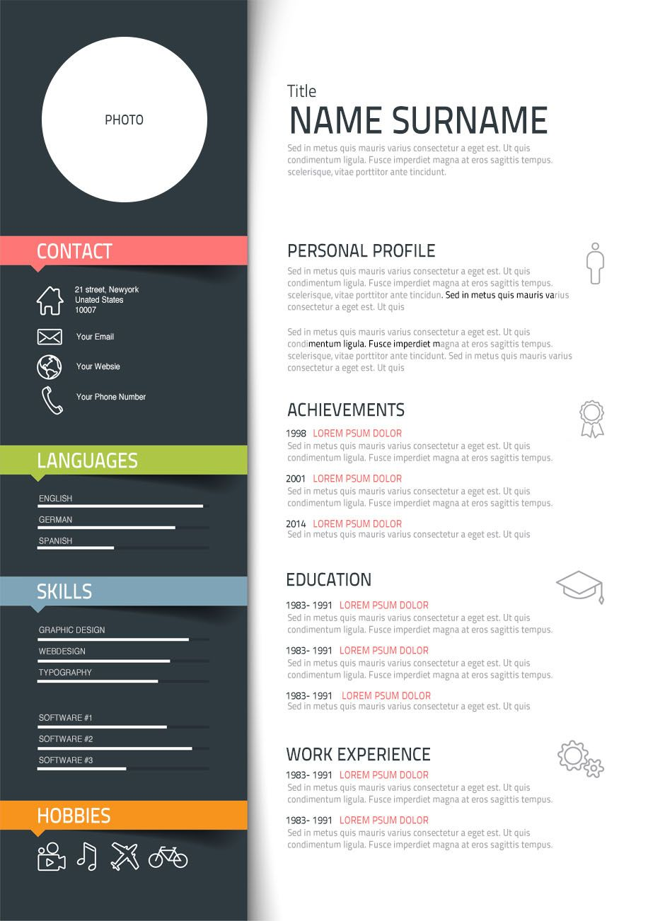 How to Create a High Impact Graphic Designer Resume http://