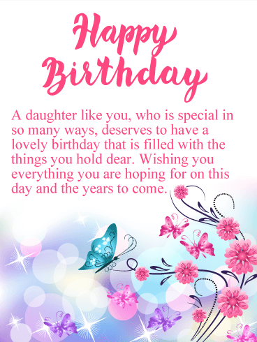 Happy Birthday Cards | Birthday & Greeting Cards by Davia Free