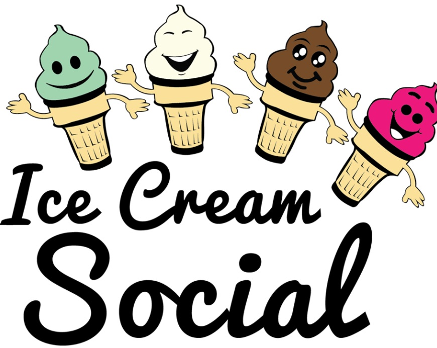 Children's Summer Program Ice Cream Social