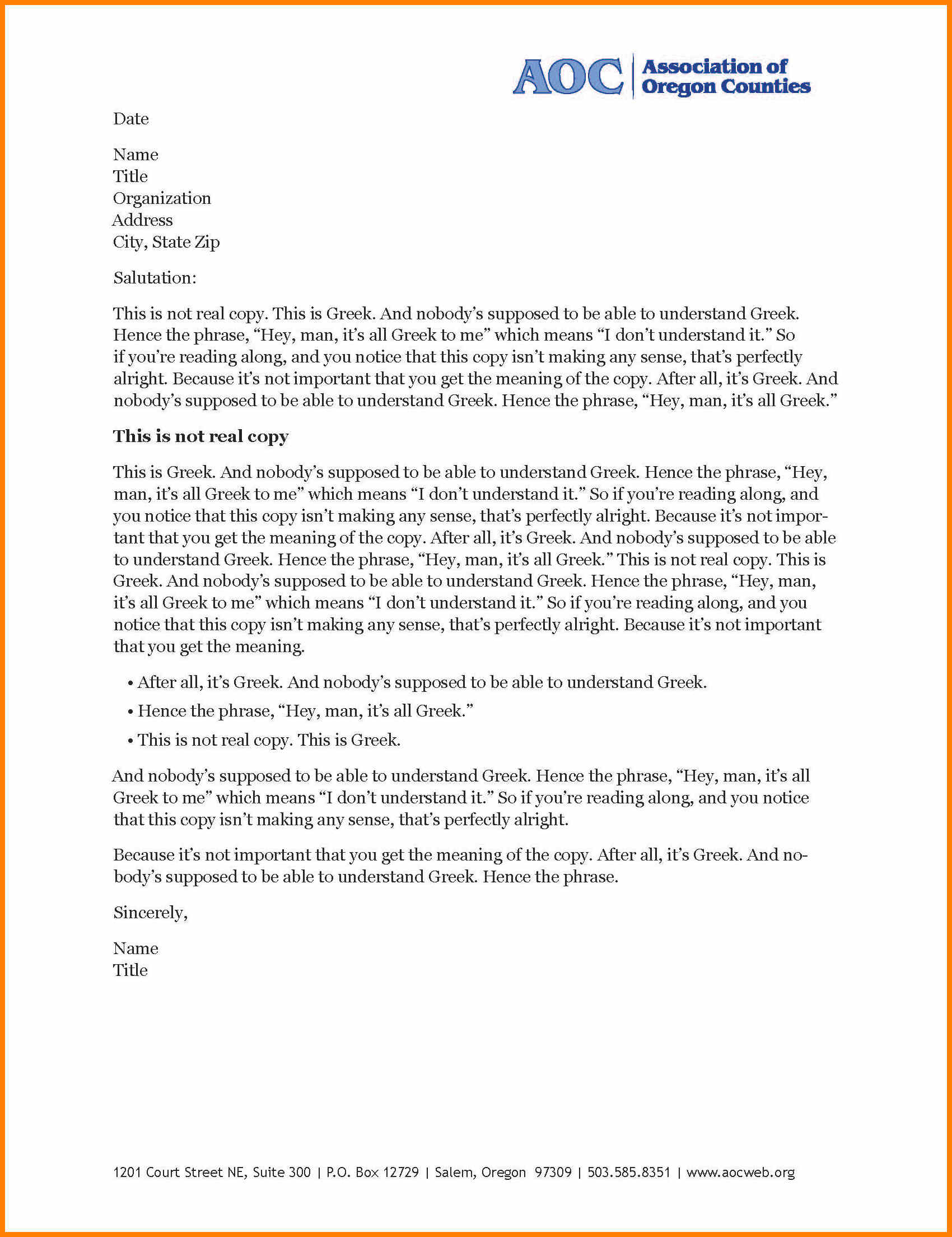 6+ letterhead examples word | edu techation