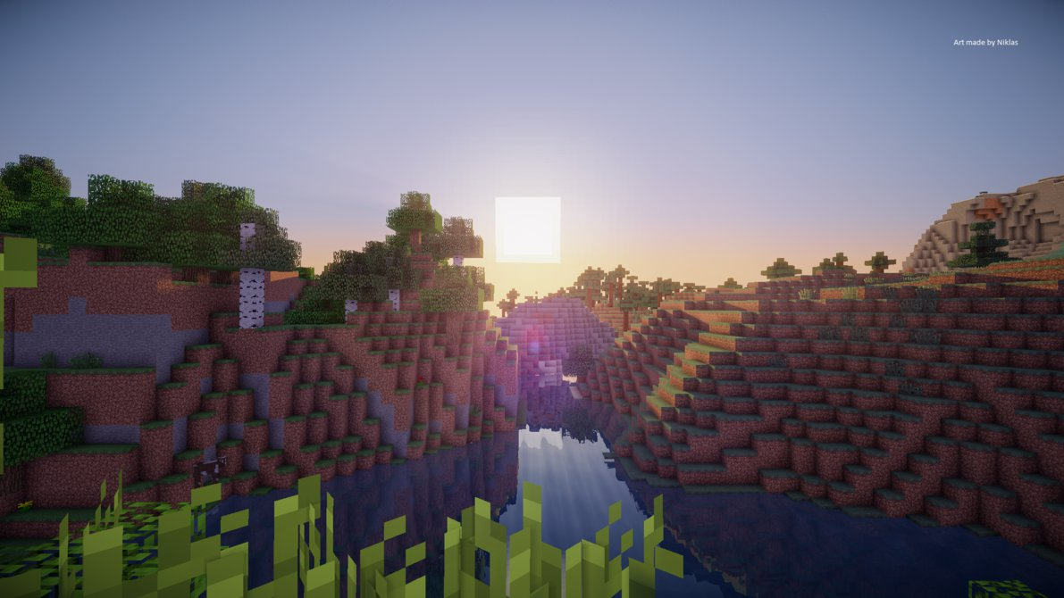 HD Minecraft Background by BaneTM on DeviantArt
