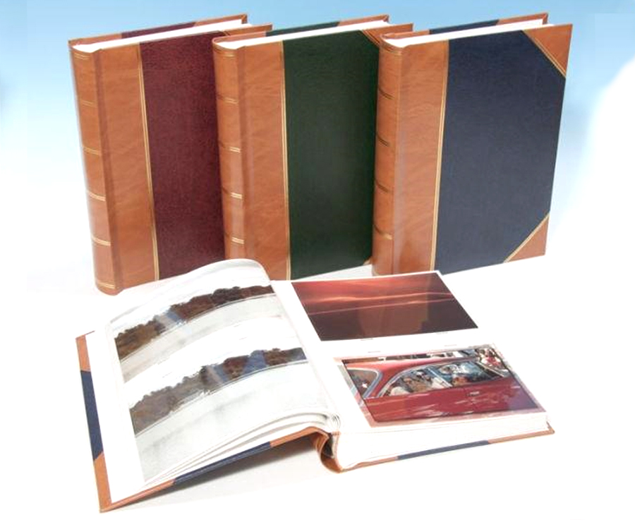 Leather Photo Albums, Personalized Photo Albums Gallery Leather