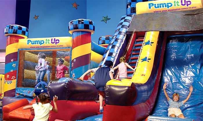 Pump It Up Up To 45% Off Houston, TX | Groupon