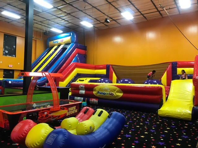 Pump It Up Discounts in Houston