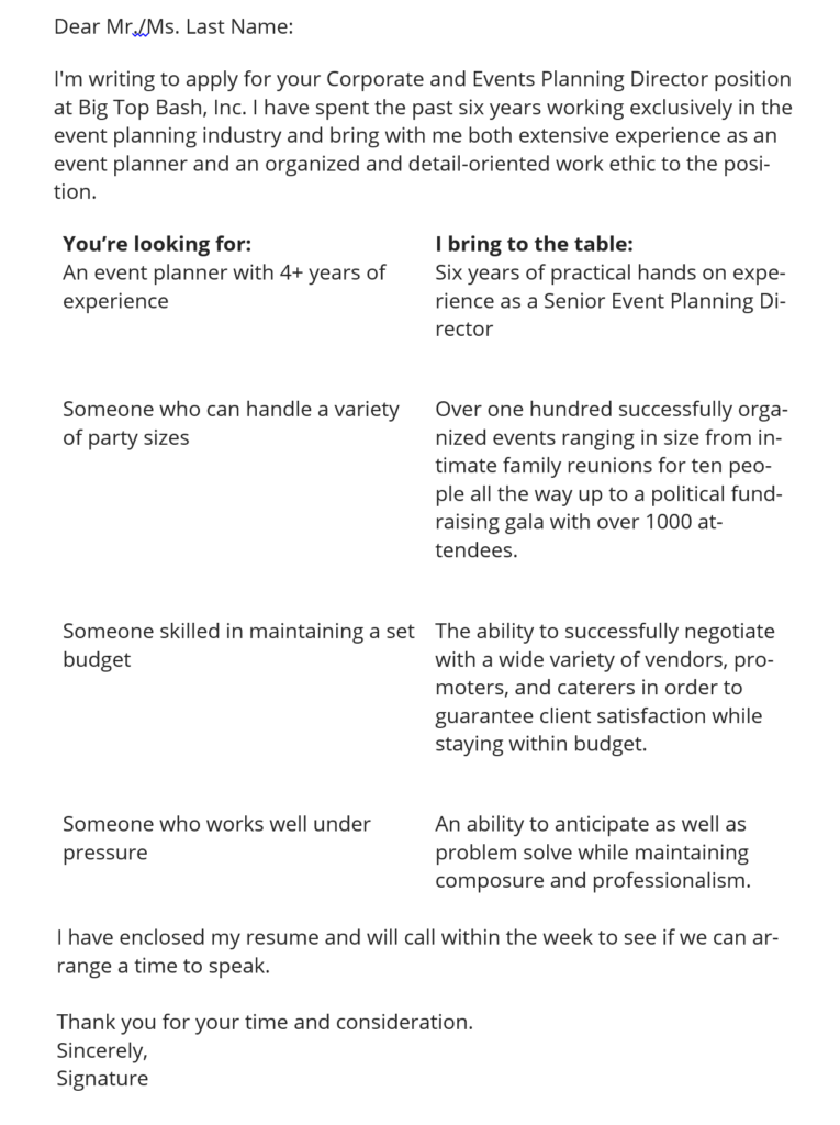 Cover Letter Format Guide 2018 [3 Great Sample Templates]