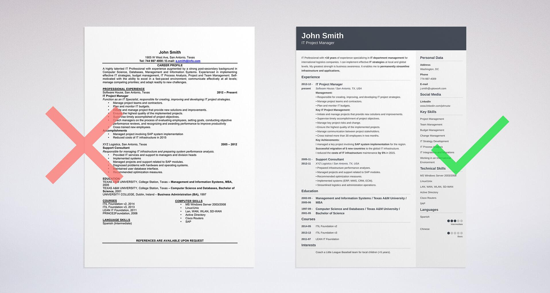 resume formats Dorit.mercatodos.co