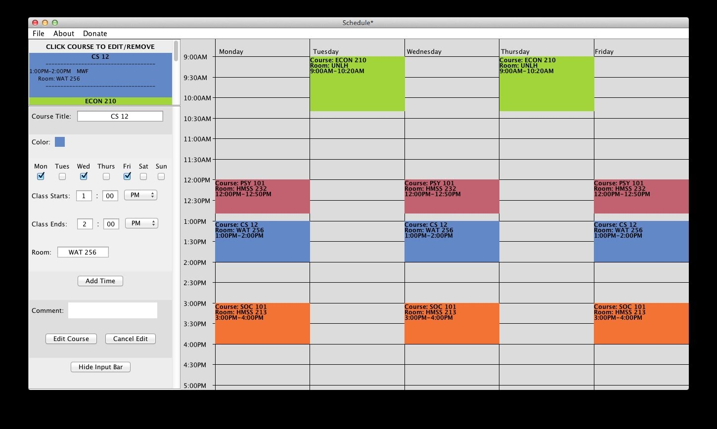 School Schedule Maker Apps on Google Play