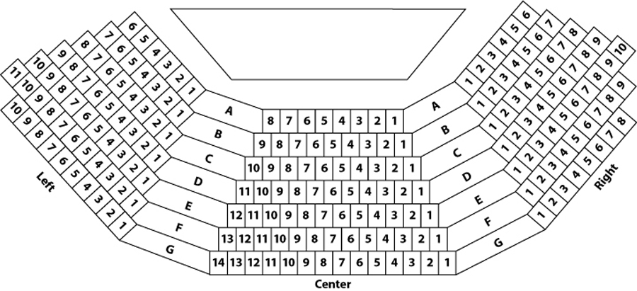 Greenhouse Theater Downstairs Mainstage Seating Chart Theatre In