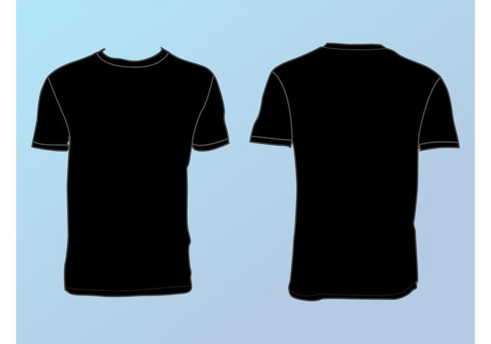 Basic T Shirt Template Download Free Vector Art, Stock Graphics