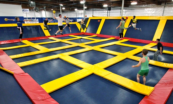 Jump Pass Sky High Sports | Groupon
