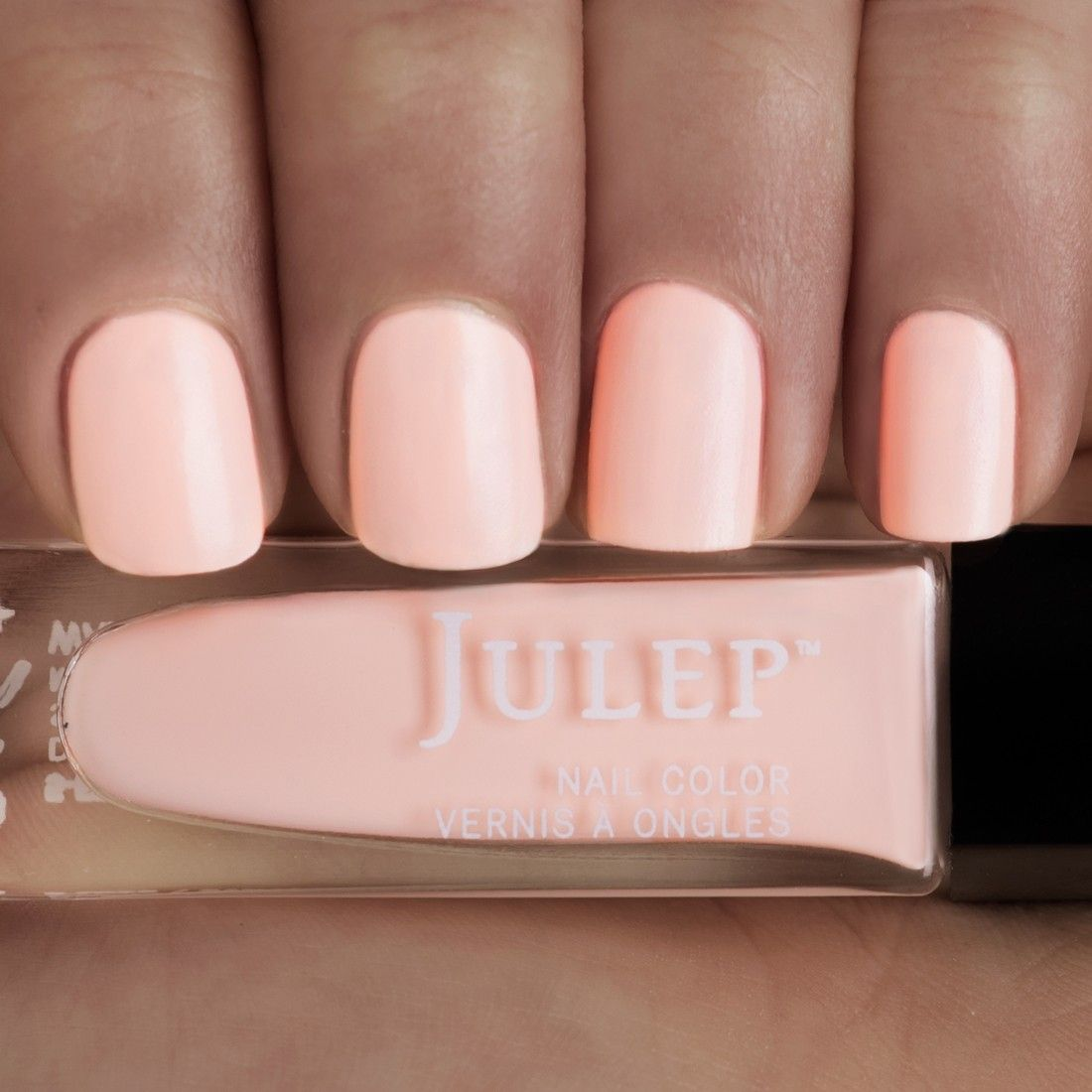 Ja Pale peach soft focus (semi matte) | Express Yourself