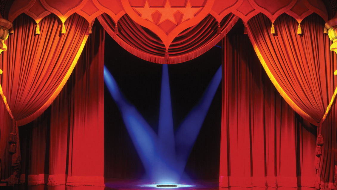 Stage Curtains, Theatre Curtains, Flame Retardant Fabrics, Stage