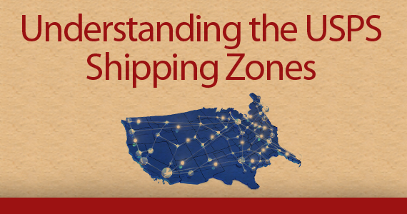 Parcel Shipping Zones – Visible