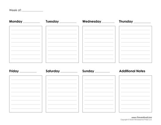 weekly calendar template with hours 15 of the best ways to enjoy a