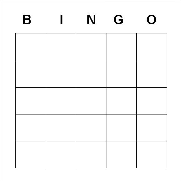 Baby Bingo Template Birthday Card Sample Best Of Birthday Party Card