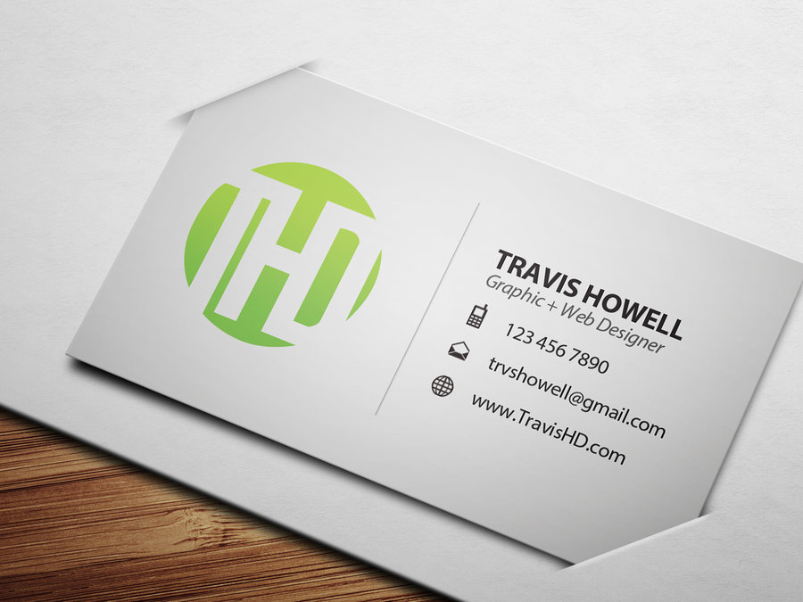 Business Card Layout 2 by ShindaTravis on DeviantArt