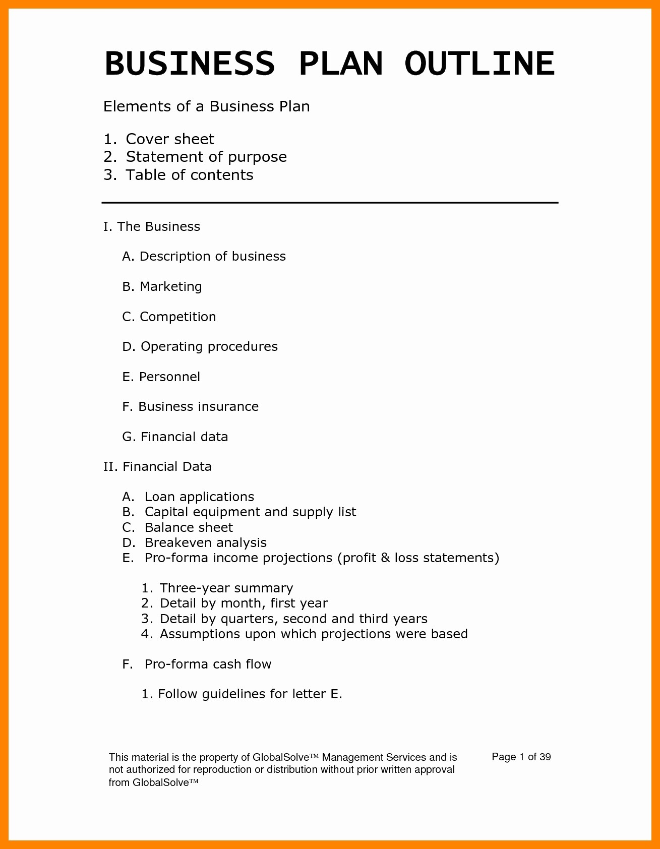 Business Case Sample Template Refrence Business Case Template Uk