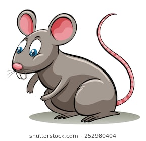 Cartoon Mouse Images, Stock Photos & Vectors | Shutterstock