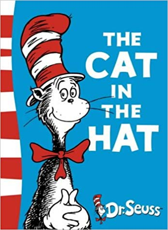 dr seuss cat in the hat book Kleo.beachfix.co