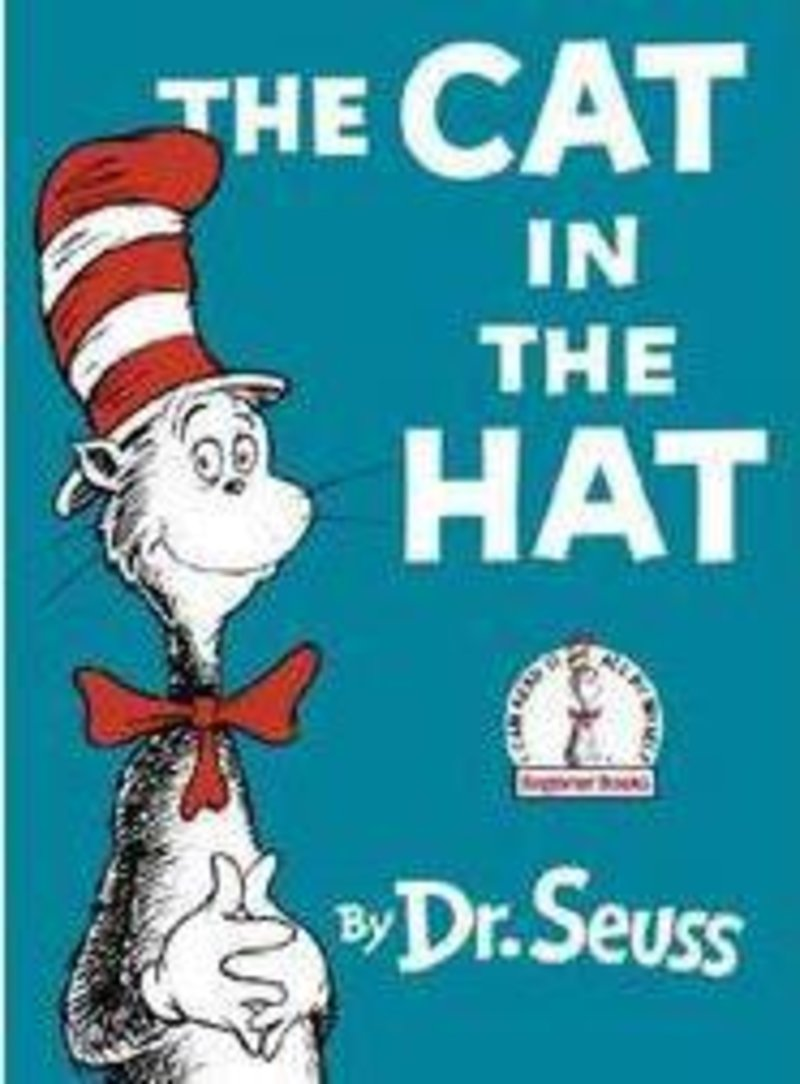 The Cat in the Hat by Dr. Seuss | Scholastic