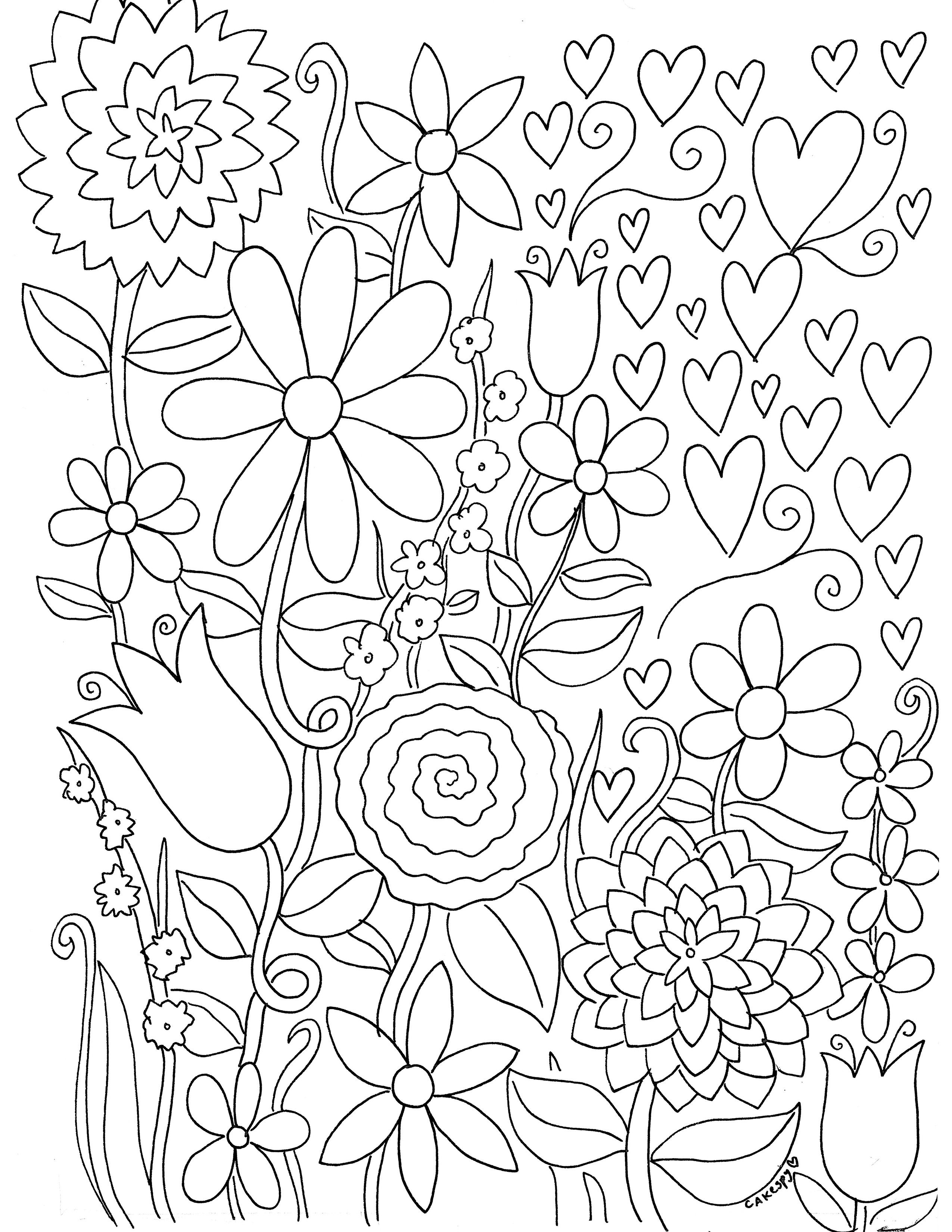 FREE Paint by Numbers for Adults Downloadable | *PRINTABLE ART
