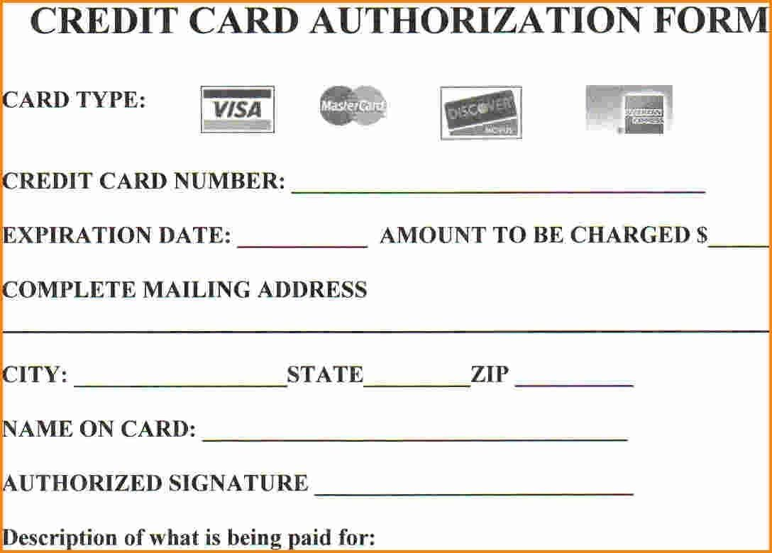 credit card authorization form canada Kleo.beachfix.co