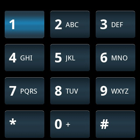 How to Change Tone Length on Samsung Galaxy I9000 Dialpad