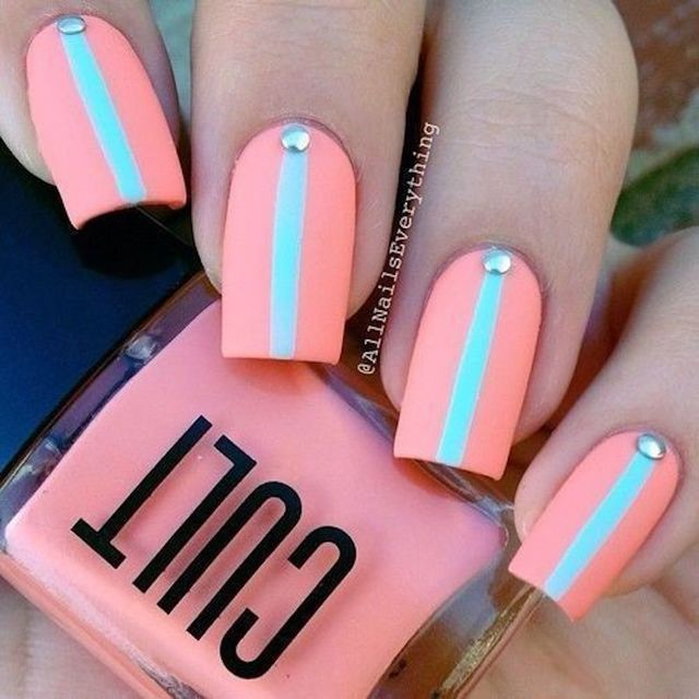 20 easy nail art ideas for short nails | Revelist
