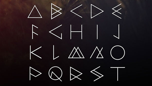 15+ Geometric Fonts OTF, TTF Download