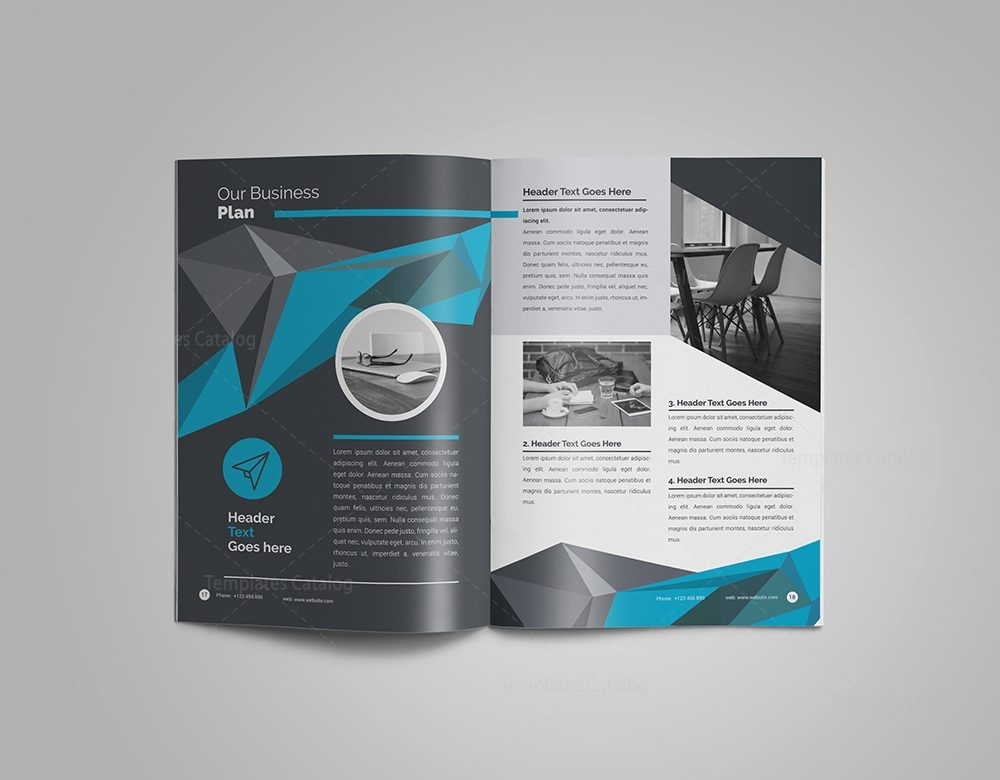 Magazine Template by BeCreative on Envato Elements
