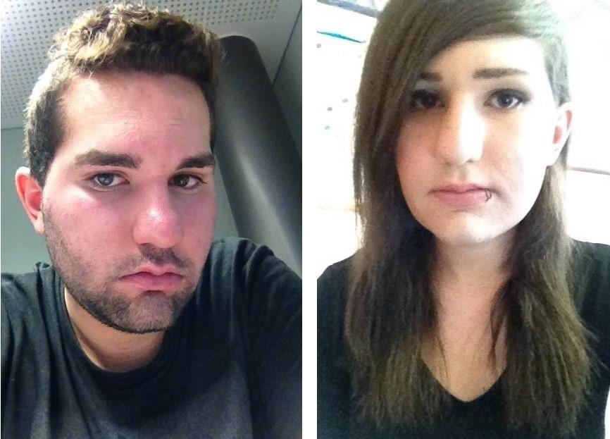 Grumpy to Resting Bitch Face Transition [15 months HRT, 23 MtF