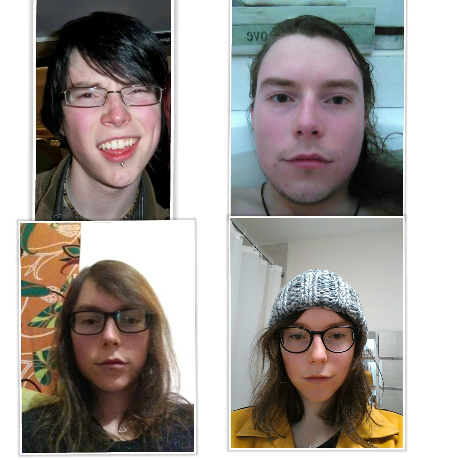 My transition so far, mtf, 7 months hrt and 27 years old. : lgbt