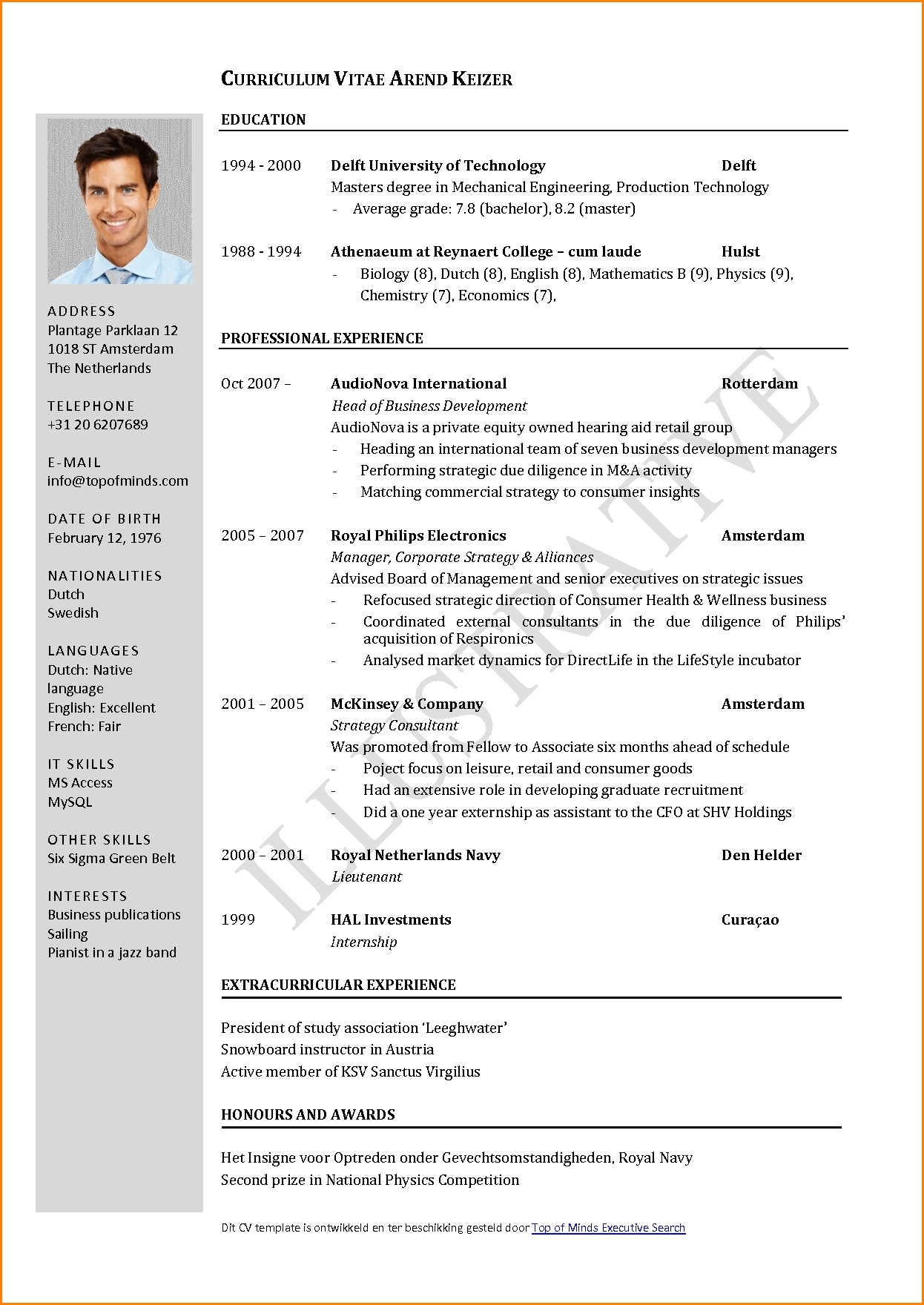 best one page resume Kleo.beachfix.co