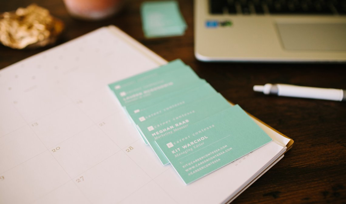 What to Put on a Personal Business Card (+ A Template) | Career
