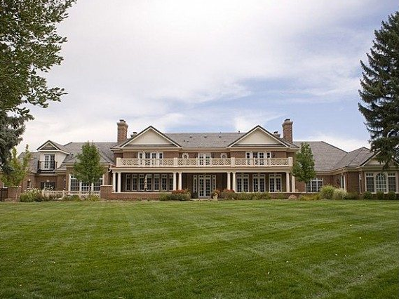 A Look Inside Peyton Manning's Denver House Mountain Living