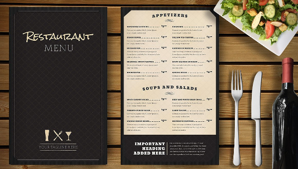 25+ Restaurant Menu Template Free Premium PSD Vector Ai Downloads
